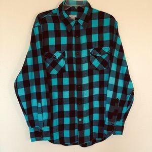 Arizona Jean Company Flannel Shirt